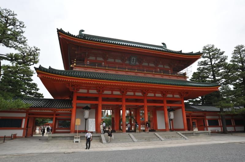 japan-heian-shrine