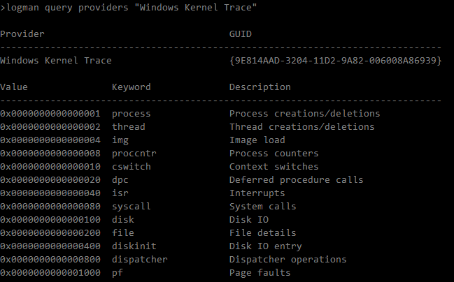 windows-kernel-trace