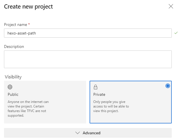 02-new-project-on-azure-devops