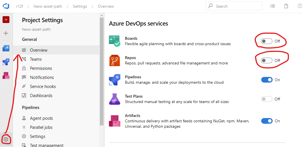 04-disable-azure-devops-services